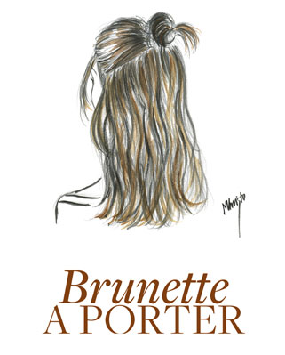 Brunette-A-Porter-Illustration
